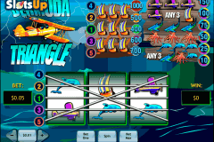 bermuda triangle playtech casino slots