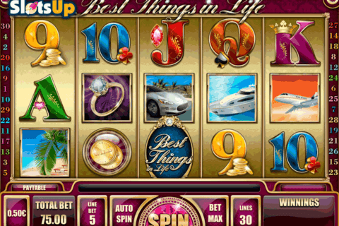 best things in life isoftbet casino slots