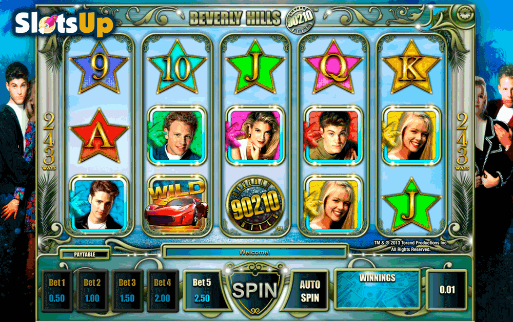 Beverly hills 90210 isoftbet casino slots thunder park reservations
