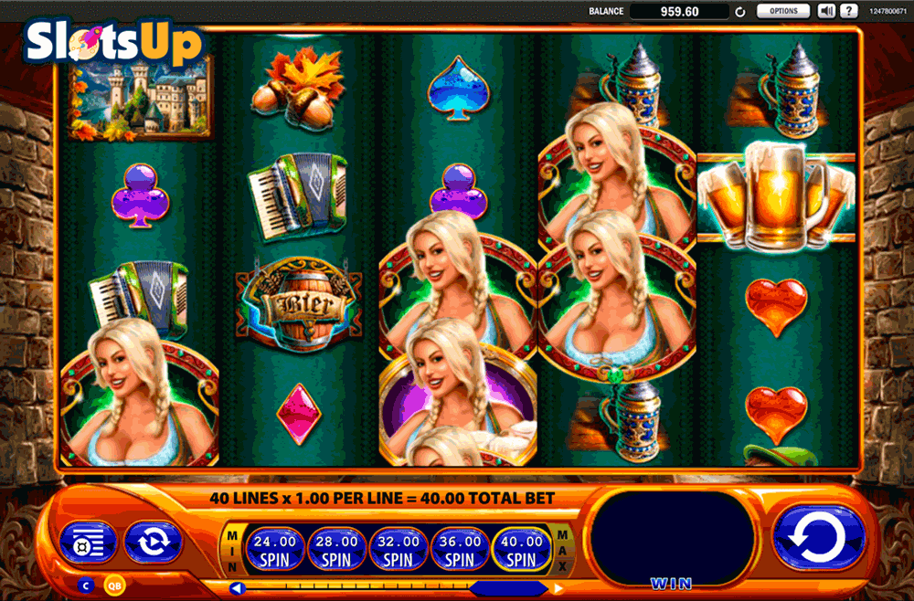 Willy Wongas Cash Factory Slots - Play Free Online