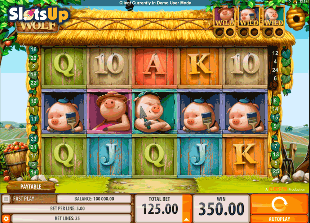 big bad wolf quickspin casino slots