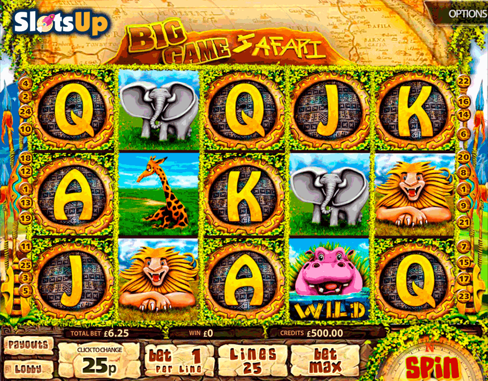 Big Game Slot Machine Online ᐈ Saucify™ Casino Slots