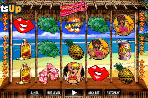 BIKINI BEACH HD WORLD MATCH CASINO SLOTS