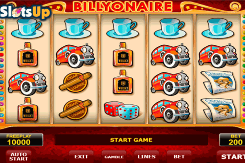 billyonair amatic casino slots