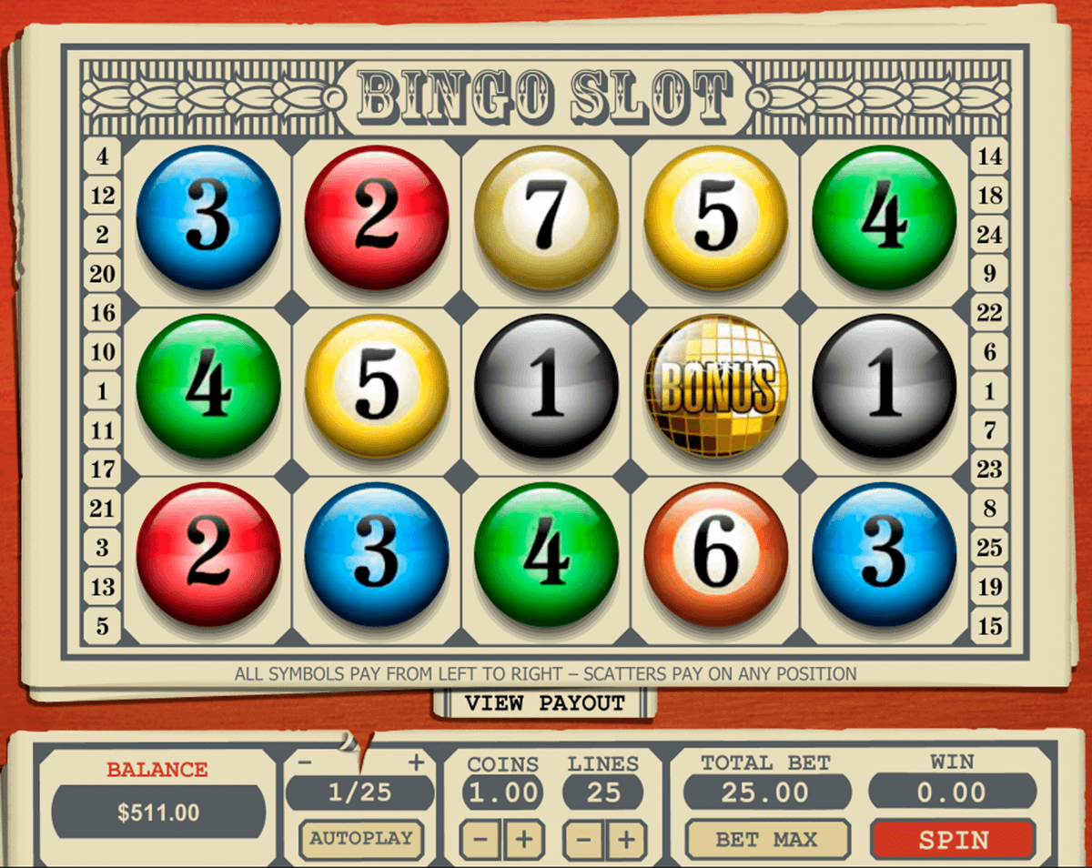 Bingo Slot 3 Lines Slots - Play this Game by Pragmatic Play Online