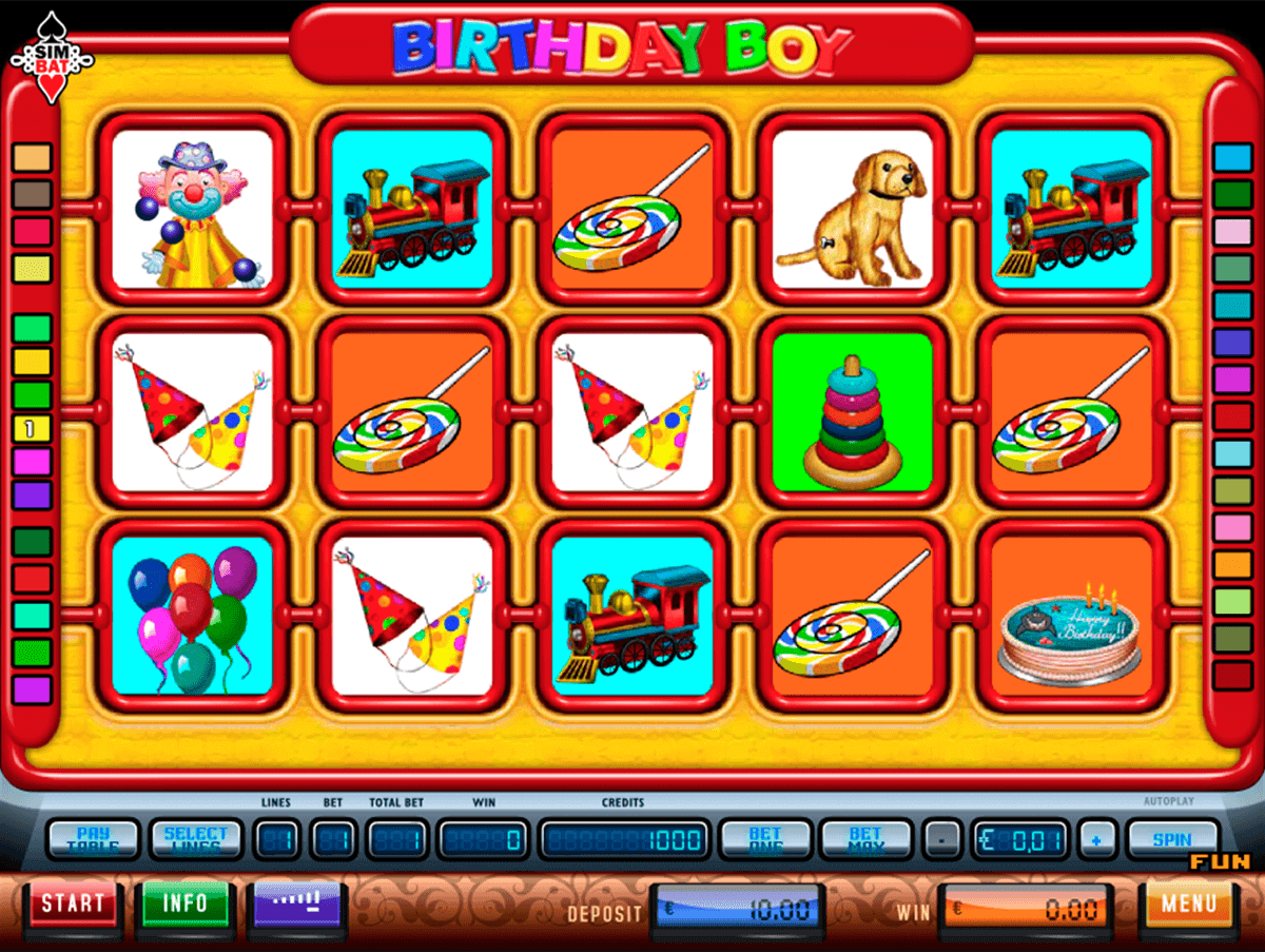 Birthday Boy Slot Machine Online ᐈ Simbat™ Casino Slots