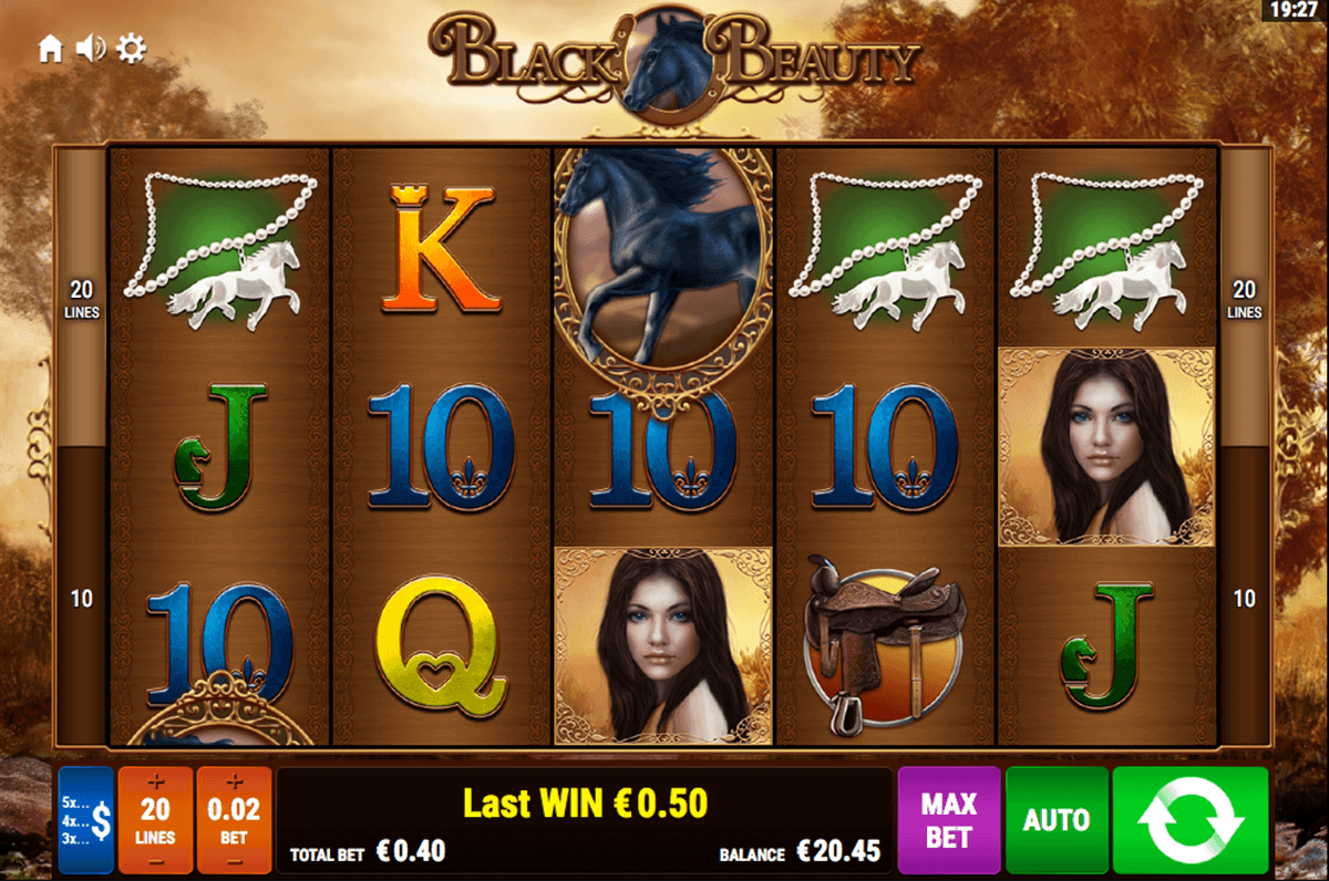 Black Beauty Slot - Free Online Bally Wulff Slots Game