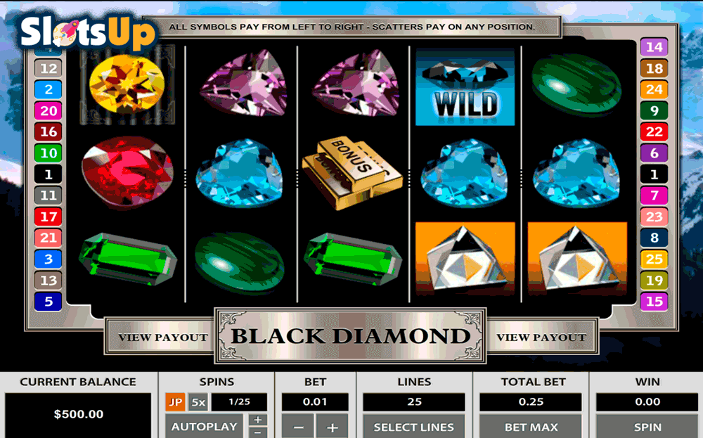 Black Diamond Slot Machine Online ᐈ Casino Slots