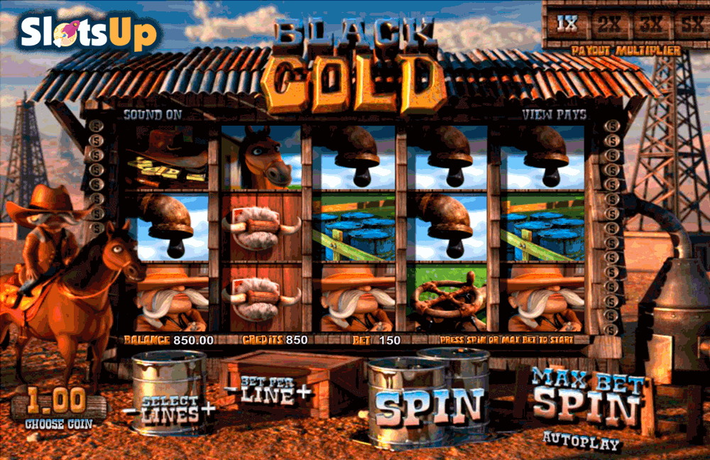 black gold betsoft casino slots