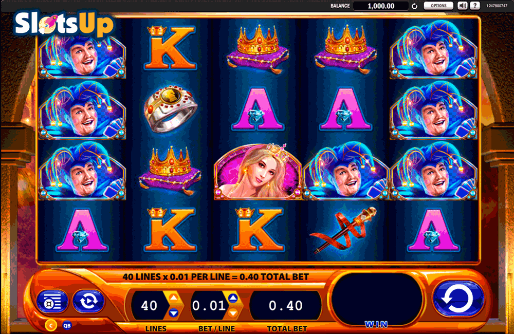 free black knight slot machine