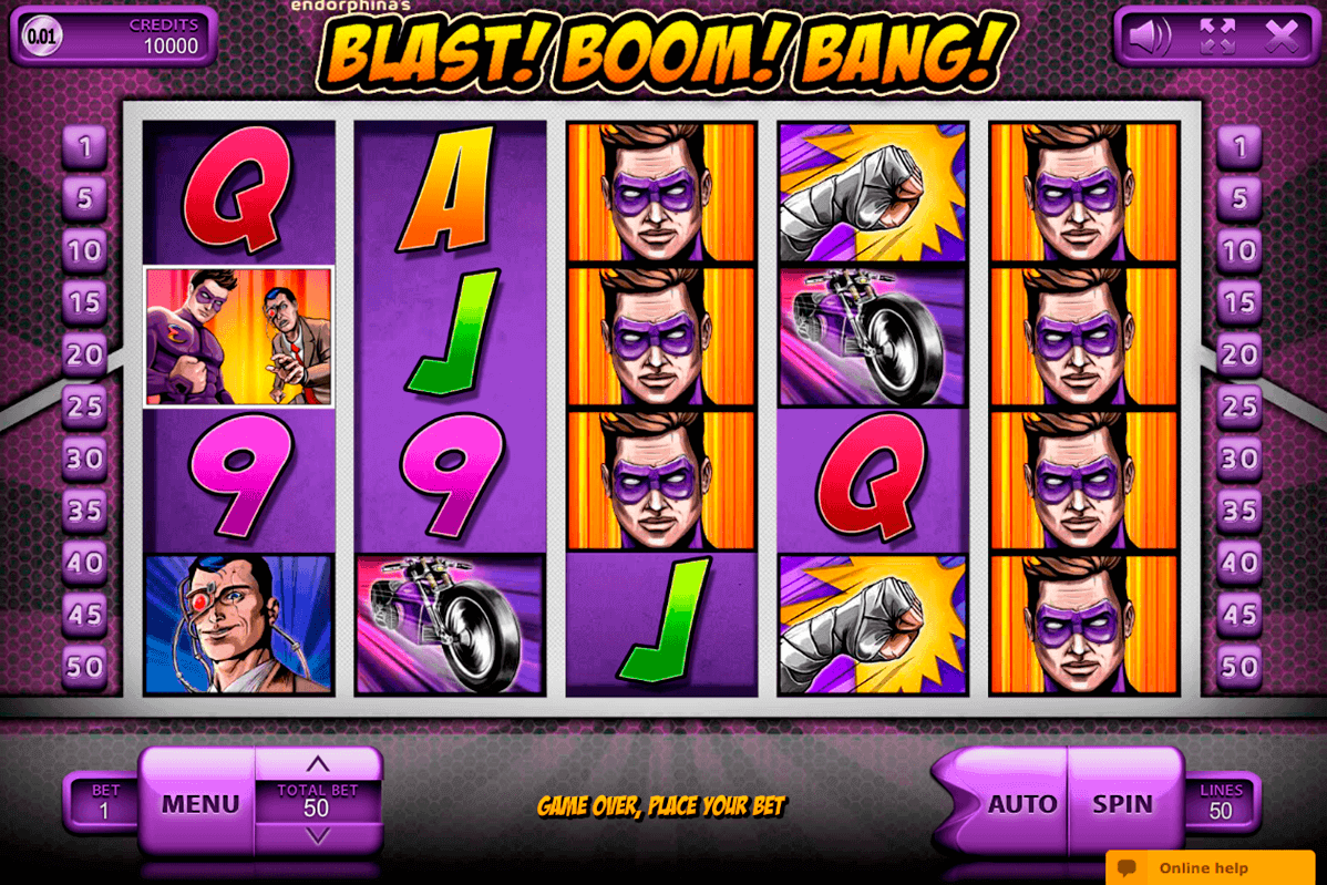 Boom Bang Slot Machine Online ᐈ GAMING1™ Casino Slots