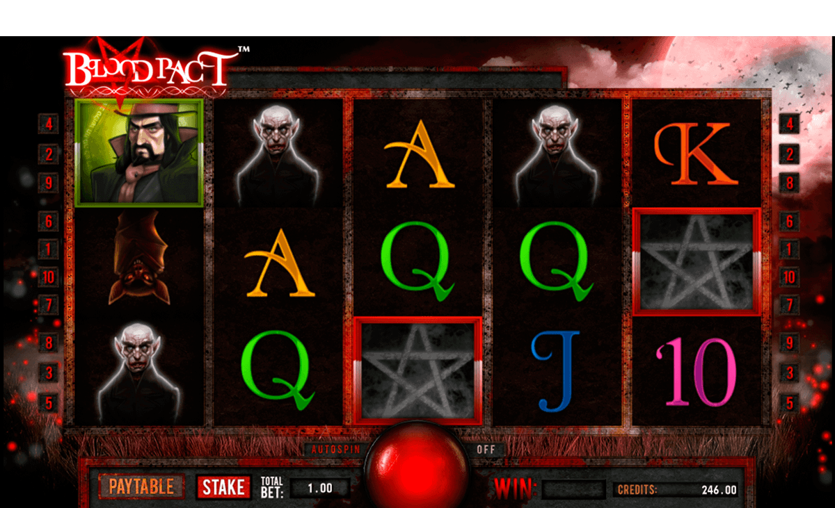 bloodpact gaming1 casino slots
