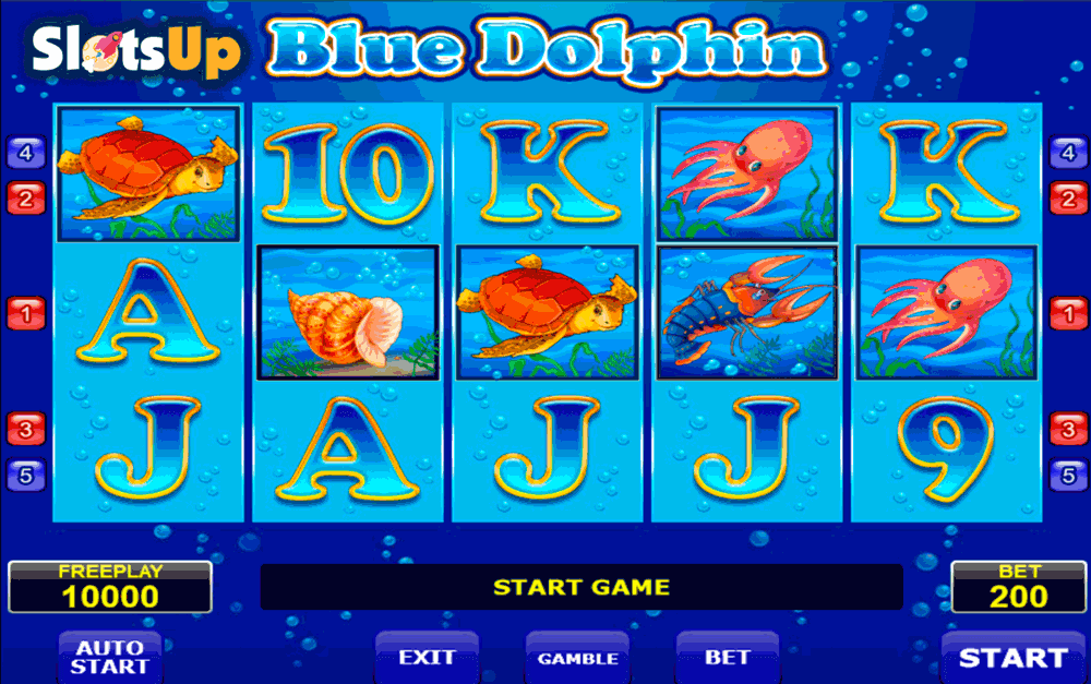 Dolphin Slot Machine