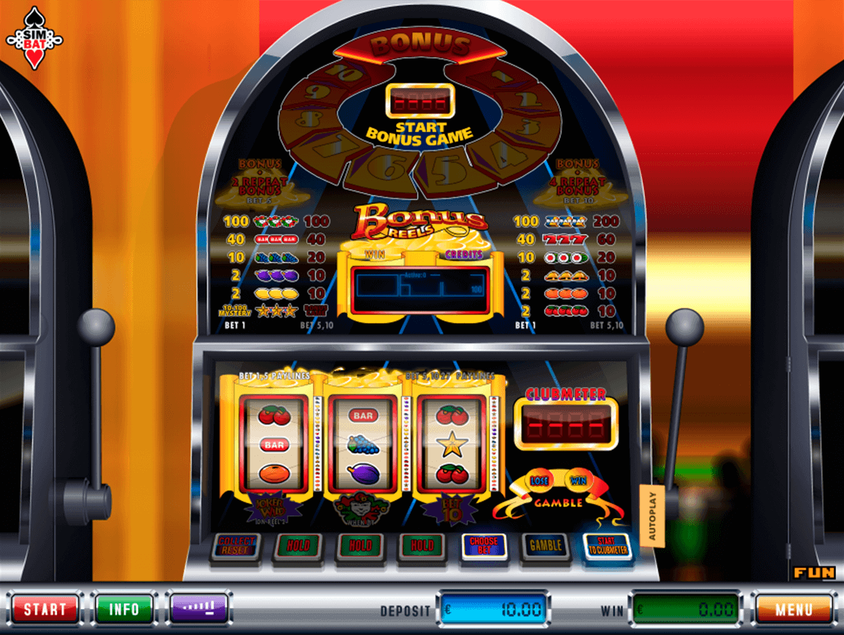 Bonus Frenzy Slot Machine Online ᐈ Simbat™ Casino Slots