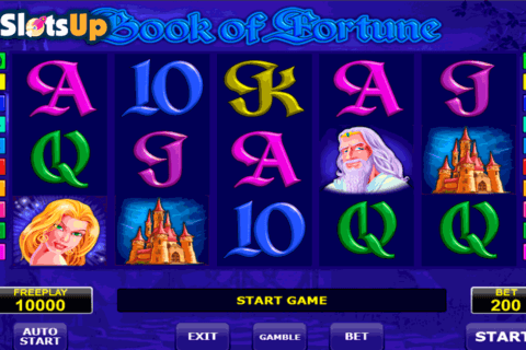 book of fortune amatic casino slots
