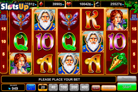BOOK OF MAGIC EGT CASINO SLOTS