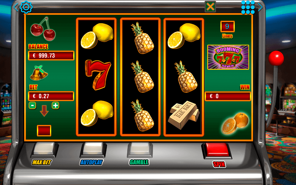 free online casino video slot machines