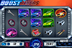Boost Racers Slots - Play the Free Casino Game Online