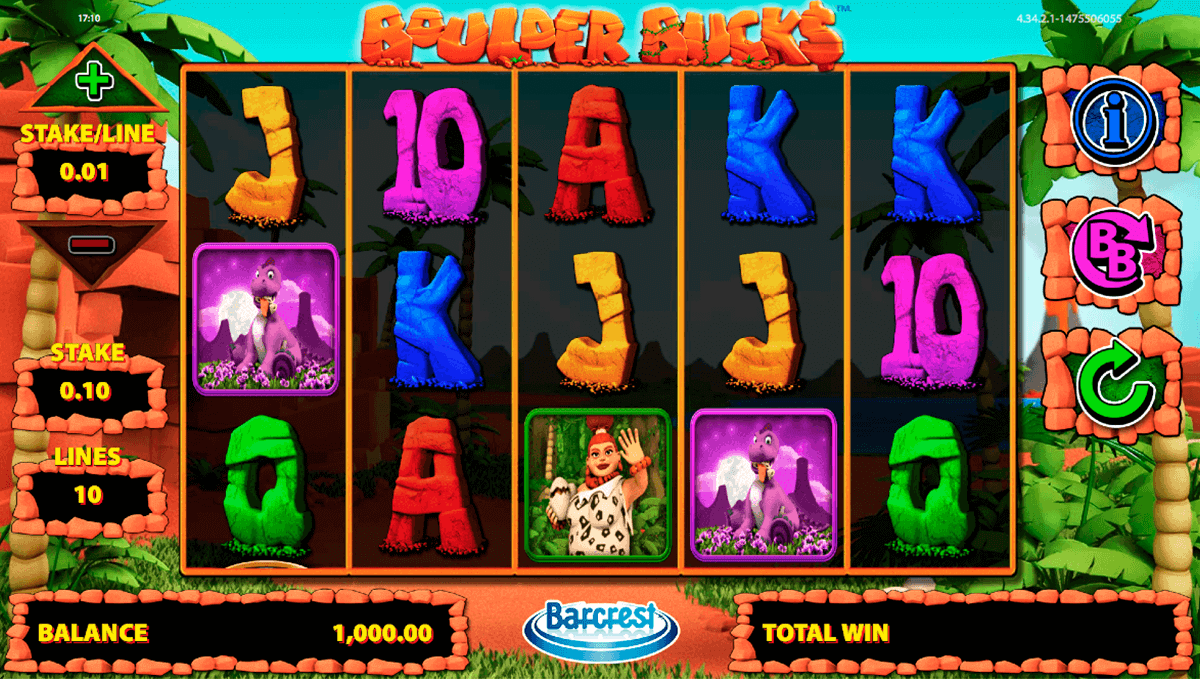 Boulder Bucks Slot Machine Online ᐈ Barcrest™ Casino Slots
