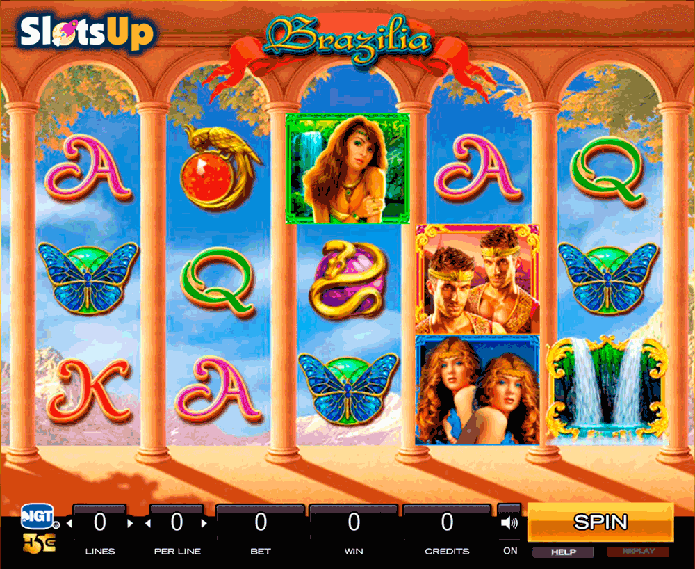 The Charleston Slot Machine Online ᐈ High5™ Casino Slots