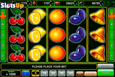 BURNING HOT EGT CASINO SLOTS