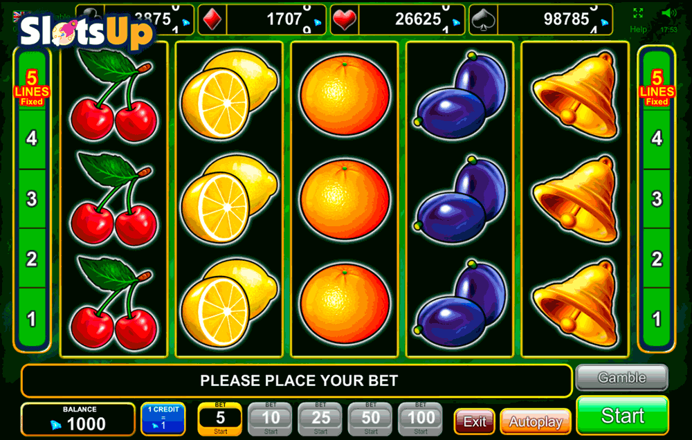 Hot Stars Slots - Review and Free Online Game
