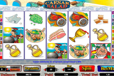 Caesar Salad Slot Machine Online ᐈ Amaya™ Casino Slots