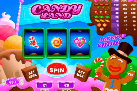 candyland pariplay