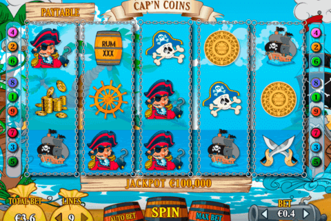 capn coins pariplay