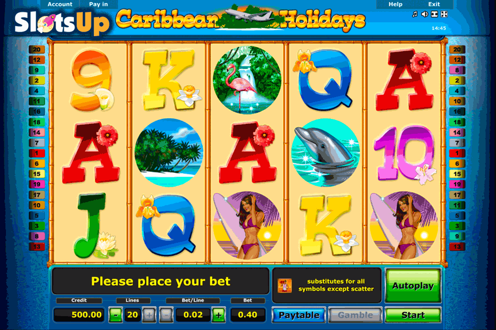 Caribbean Holidays Slot Machine Online ᐈ Novomatic™ Casino Slots