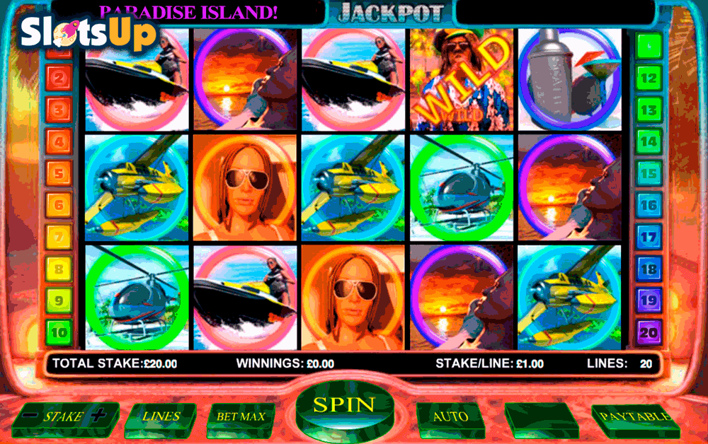 caribbean nights openbet casino slots