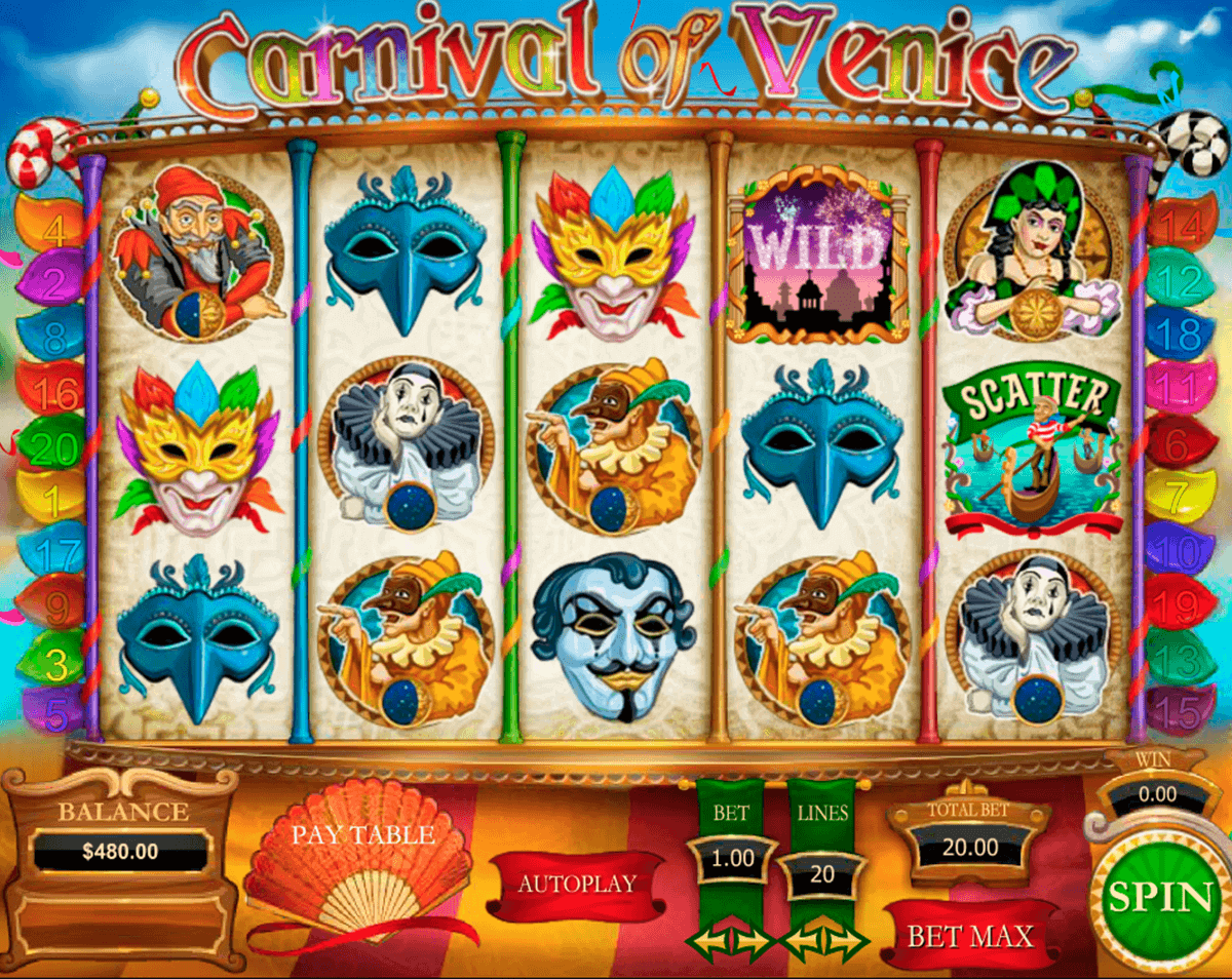 Carnival Casino Rating