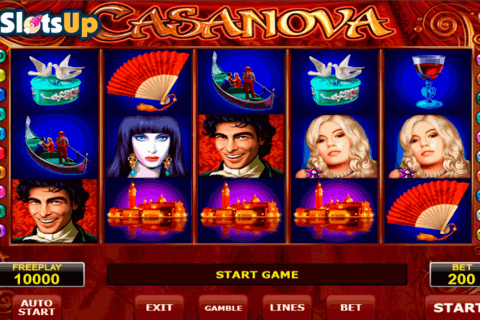 Casanova™ Slot Machine Game to Play Free in Amatics Online Casinos