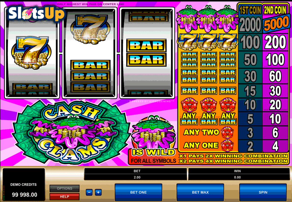 cash casino games