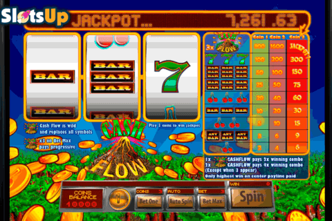 CASH FLOW SAUCIFY CASINO SLOTS