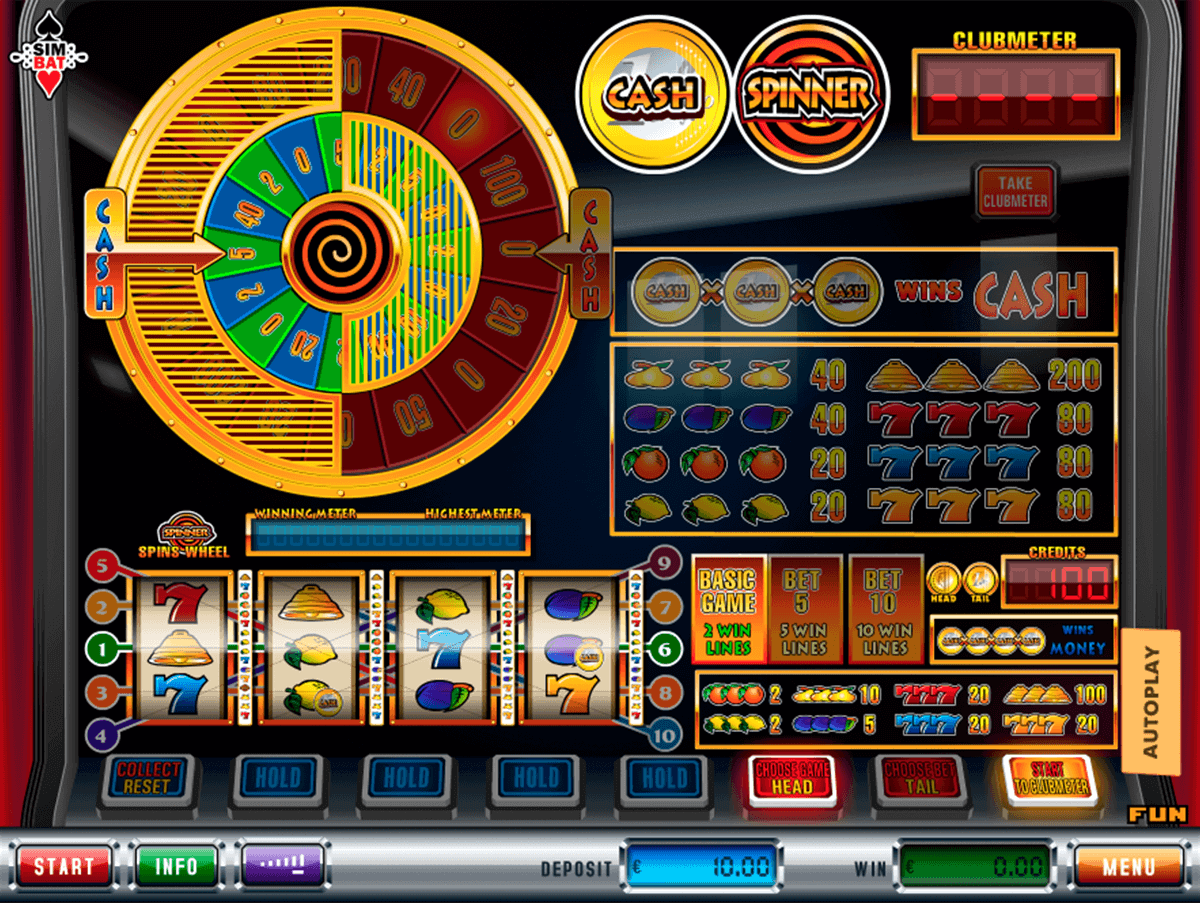 Reel Spinner Slot Machine - Play Real Casino Slots Online