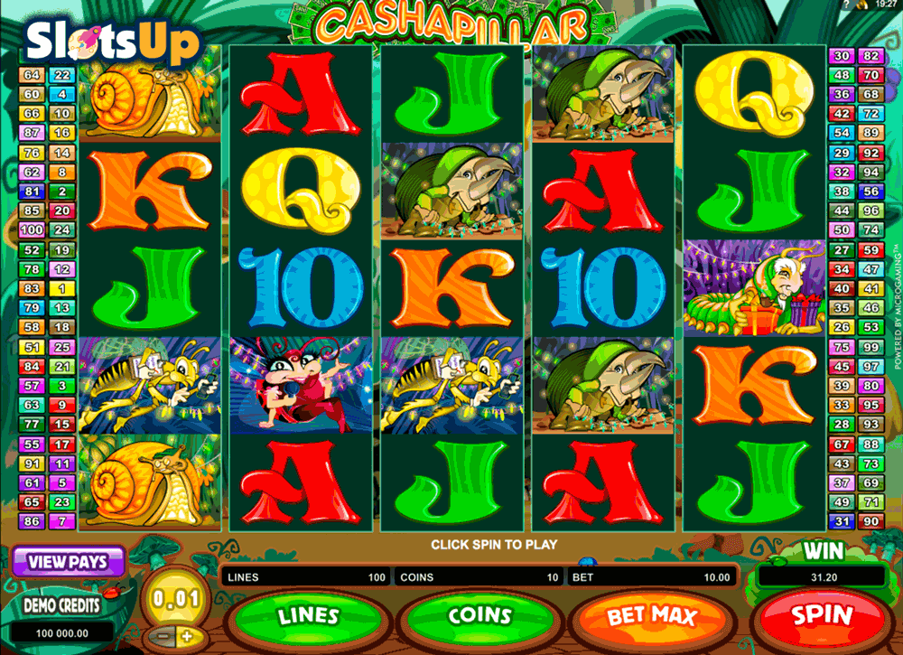 slot play online gaming