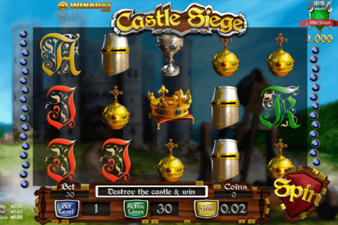 Castle Siege Slot Machine Online ᐈ Slotland™ Casino Slots