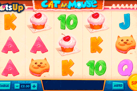 CAT N MOUSE CAYETANO CASINO SLOTS