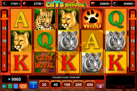 video slots free online royals online