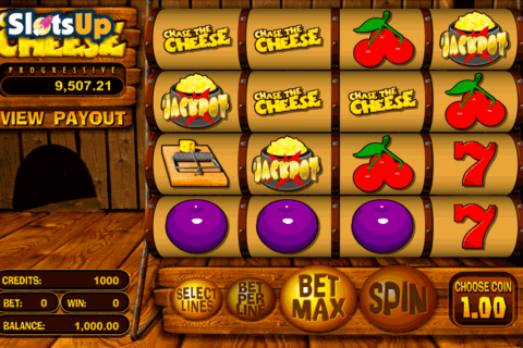 CHASE THE CHEESE BETSOFT CASINO SLOTS