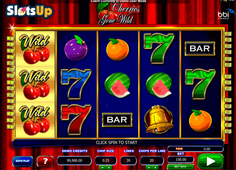 cherries gone wild microgaming casino slots