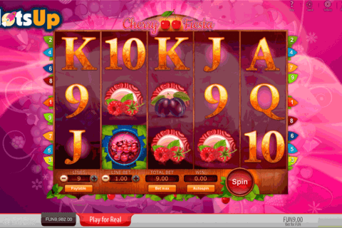 CHERRY FIESTA SOFTSWISS CASINO SLOTS