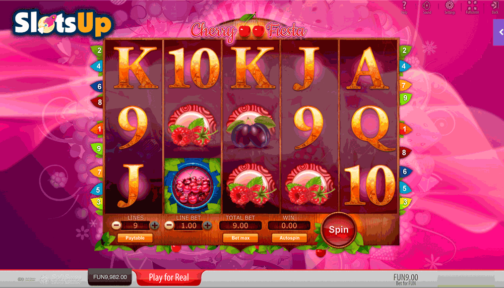 cherry casino free games