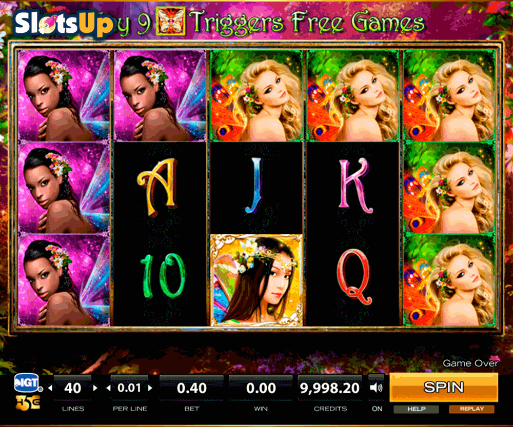 Forest Fairies Slot Machine Online ᐈ MultiSlot™ Casino Slots