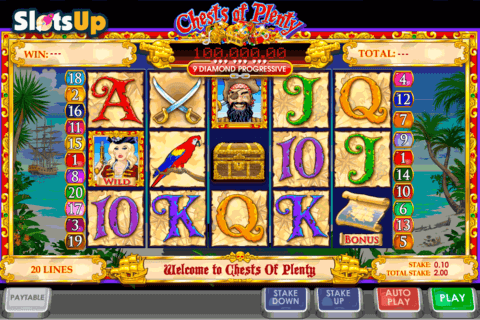 chests of plenty ash gaming casino slots 480x320