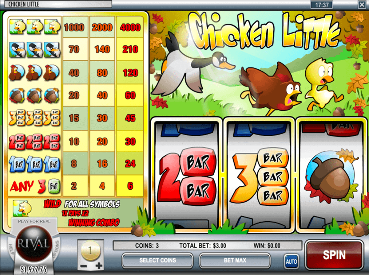 Golden Chicken Slots - Play the Free Casino Game Online