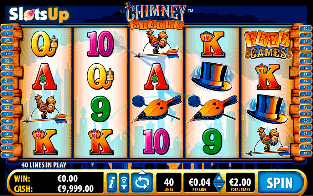 chimney stacks bally casino slots