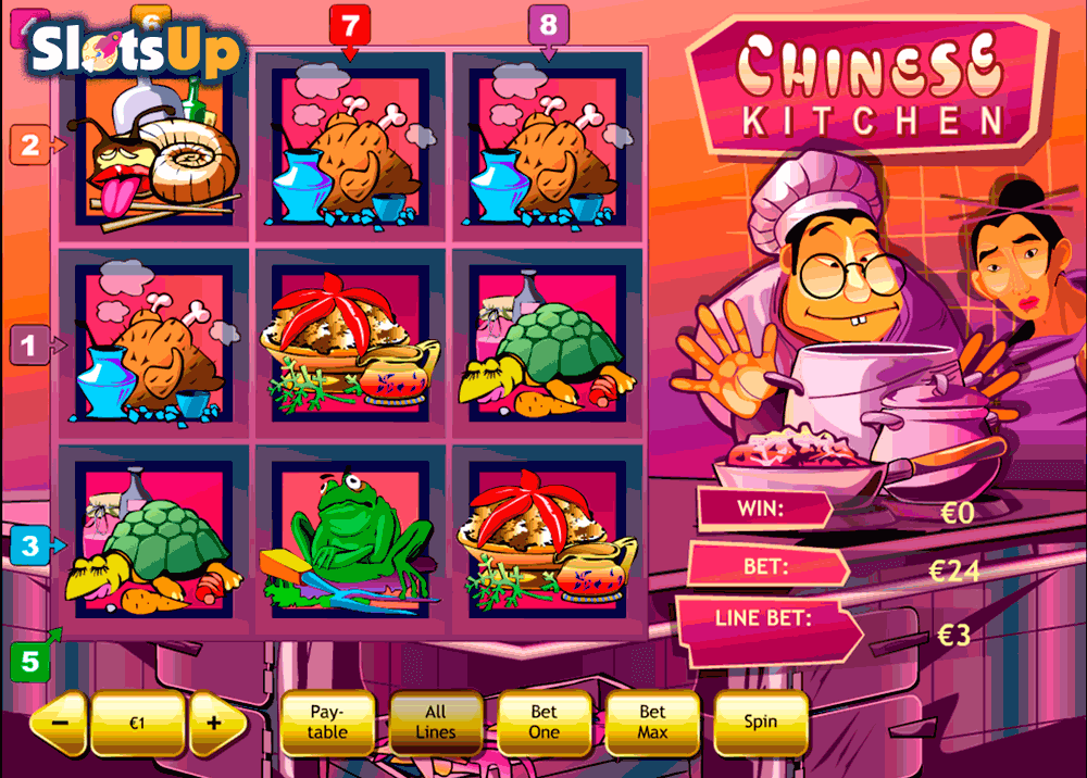 Chinese Kitchen Slot Machine Online ᐈ Playtech™ Casino Slots