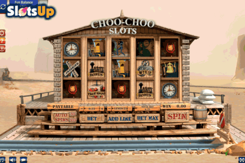choochoo slot gamesos casino slots 480x320